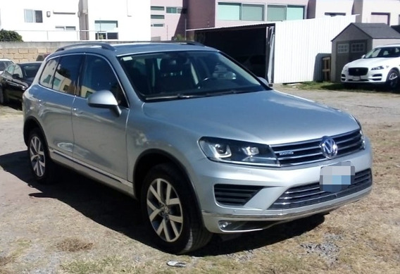 Volkswagen Touareg 3.0 Y 24volt Hibrido 47hp At
