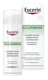 Eucerin Dermpure Oil Control 50ml Fluido Matificante
