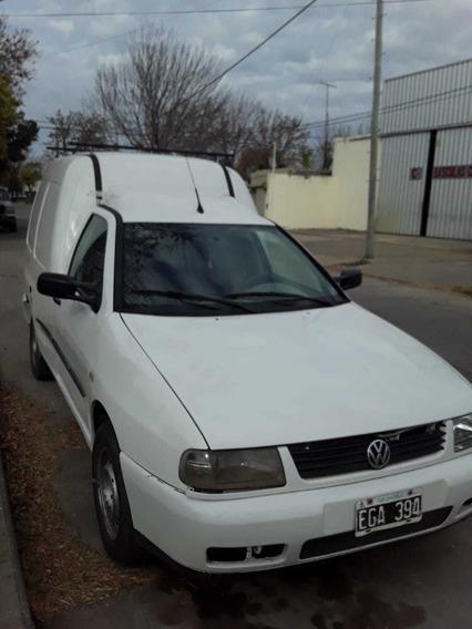 Volkswagen Caddy 1.6 Mi Aa 2004