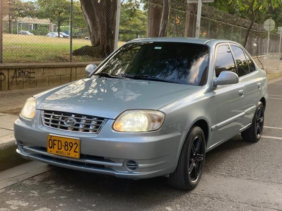Hyundai Accent Gyro Refull