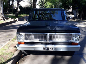 Ford F-100 Carrozada Perkins 4