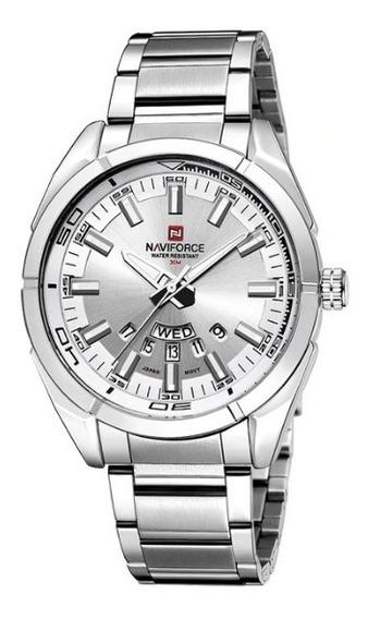 Relógio Masculino Naviforce Mod. 9038m Original