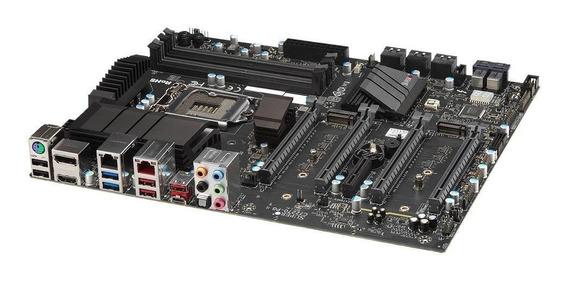 Placa Mae Supermicro Z270 C7z270-pg Intel 1151 Ddr4 Atx