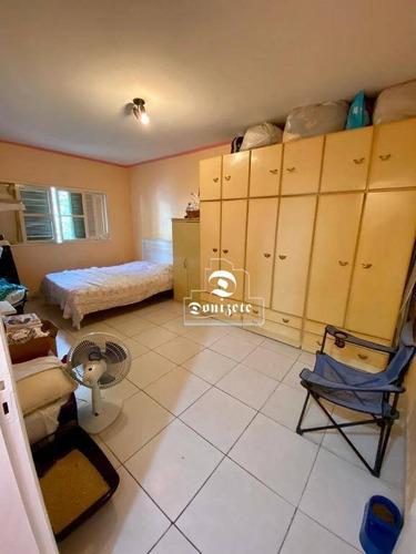 Sobrado À Venda, 196 M² Por R$ 700.000,10 - Vila Cláudio - Santo André/sp - So3354