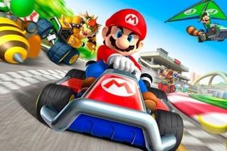 Mario Kart A Friccion Nintendo