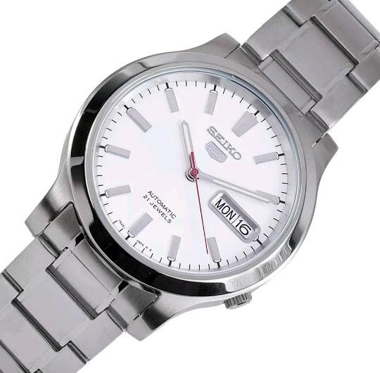 Garanto 100% Original Relógio Seiko 5 Automático Snk789k1