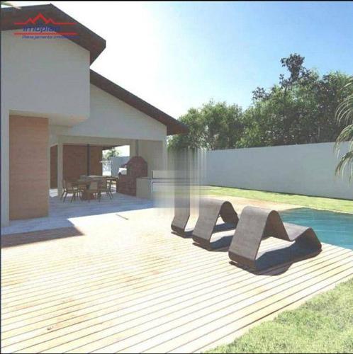 Imagem 1 de 3 de Chácara Com 3 Dormitórios À Venda, 1000 M² Por R$ 750.000,00 - Estância Santa Maria Do Laranjal - Atibaia/sp - Ch0220