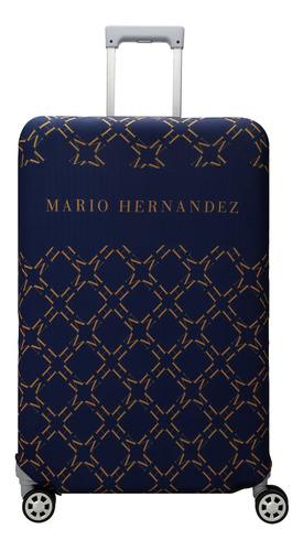 Protector Maleta Azul 28 Nomad Contempo Mario Hernández
