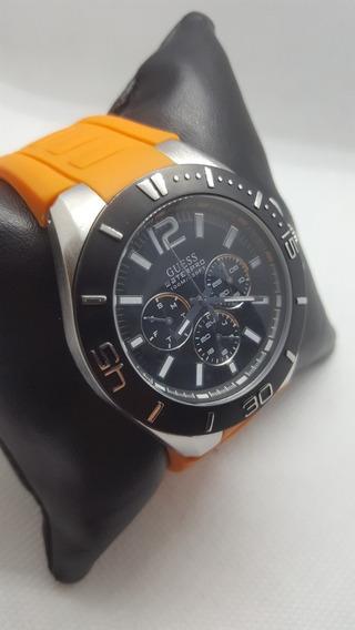 Relógio Guess Waterpro 11573 - Veja O Vídeo