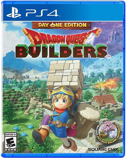 Dragon Quest Builders (nuevo Y Sellado) - Play Station 4