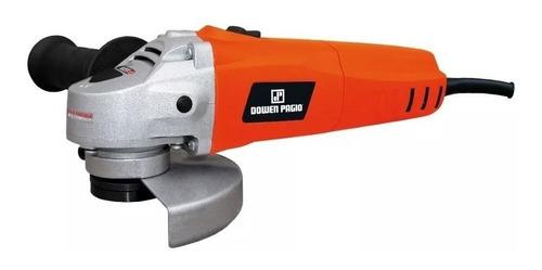 Amoladora angular Dowen Pagio AA115H2  de 50Hz naranja 230V