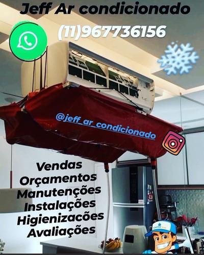 Imagem 1 de 4 de Ar Condicionado, Instalação, Manutenção E Vendas