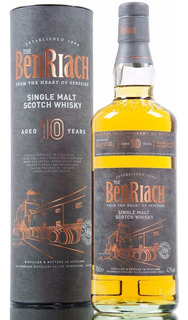 Whisky Benriach 10 Años Single Malt Speyside Escoces