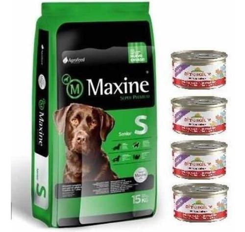 Maxine Senior 21kg+ 4 Pate De Regalo