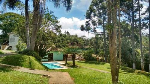 Imagem 1 de 8 de Chácara Com 3 Dormitórios À Venda, 116 M² Por R$ 1.060.000,00 - Vila Oliveira - Mogi Das Cruzes/sp - Ch0321