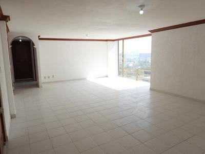Renta Penthouse Colonia Tlacoquemecatl, Benito Juarez