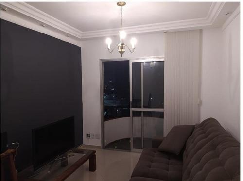 Apartamento Em Vila São Pedro, Santo André/sp De 79m² 3 Quartos À Venda Por R$ 440.000,00 - Ap936314
