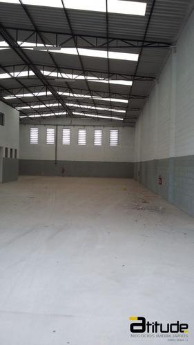 Imagem 1 de 14 de Galpão Industrial Zup 1  De 1.005,39 M2 Em Santana Parnaíba - 3401