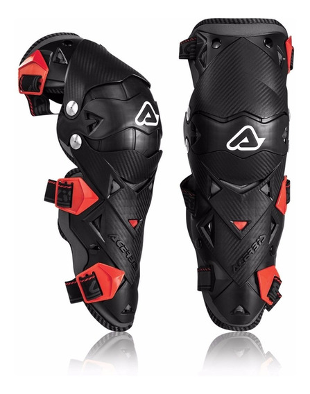 Rodilleras Motocross Acerbis Impact Evo 3.0 Adulto Cuotas