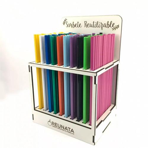 Sorbetes Reutilizables Color Reunata Malibu,tienda.online
