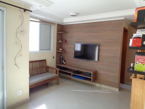 Apartamento Com 3 Dormitórios À Venda, 57 M² Por R$ 320.000 - Vila Mendes - São Paulo/sp - Ap4985