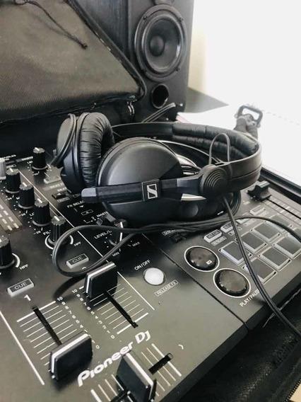 Headphone Sennheiser Hd25 Plus