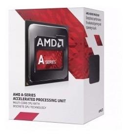 Cpu Amd A-series A8-7680 3.8ghz 65w 2mb Soc Fm2+ Caja (ad768