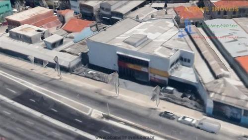 Imagem 1 de 7 de Galpões Para Alugar  Em São Paulo/sp - Alugue O Seu Galpões Aqui! - 1353347