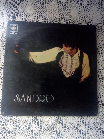Sandro Sandro (disco De Vinilo)