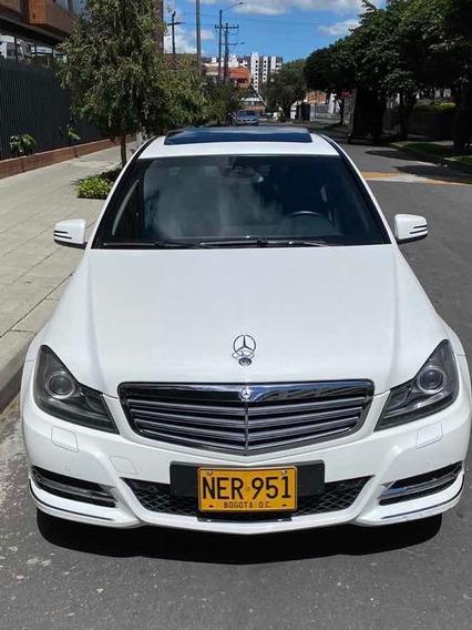 Mercedes Benz Blindado Clase C C220 Cdi Diesel