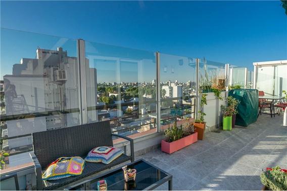 Dpto 3 Amb Balcon Terraza Y Sum/ Super Luminoso