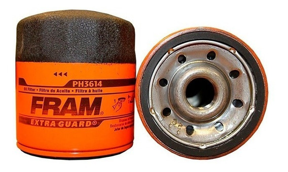 Filtro Oleo Fram Ph3614 Etios Sedan (ngk1_, Nuk1_)