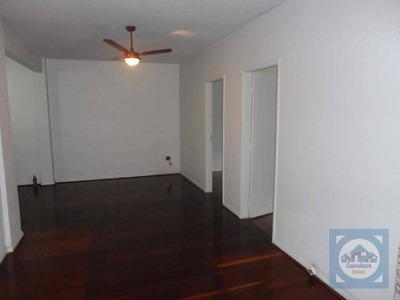 Apartamento Com 2 Dormitórios À Venda, 93 M² Por R$ 360.000 - Pompéia - Santos/sp - Ap3778