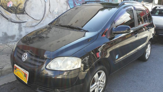 Vw Spacefox 1.6 Flex Route 2010 Nova Esperança