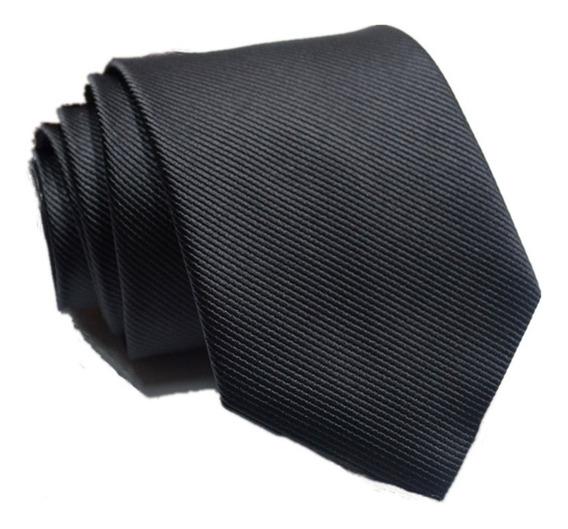 Corbata De Sarga Para Hombre