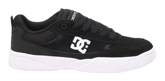 Tenis Casual Dc Shoes Penza 9bkw Color Negro