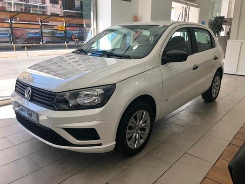 Volkswagen Gol Trendline Msi 1.6 Cuotas Tomamos Usados S