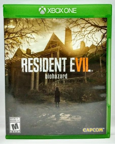Resident Evil 7 Biohazard Xbox One Midia Fisica - Seminovo