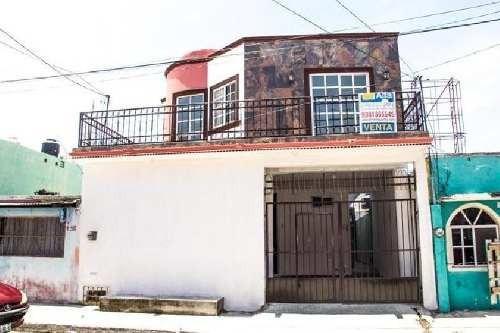 Casa En Venta En Ciudad Del Carmen Colonia Volcanes