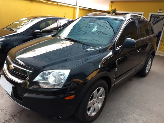Gm - Chevrolet Captiva Sport 2.4 At 2012