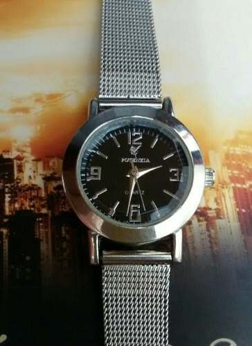 Relógio Feminino Luxo Delicado E Resistente