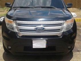 Ford Explorer Xlt 4x2