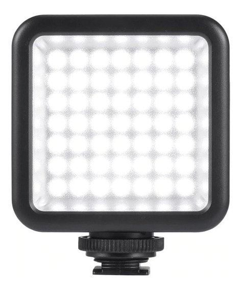 Iluminador 49 Leds Câmeras Nikon Canon Sony Celular Sapata