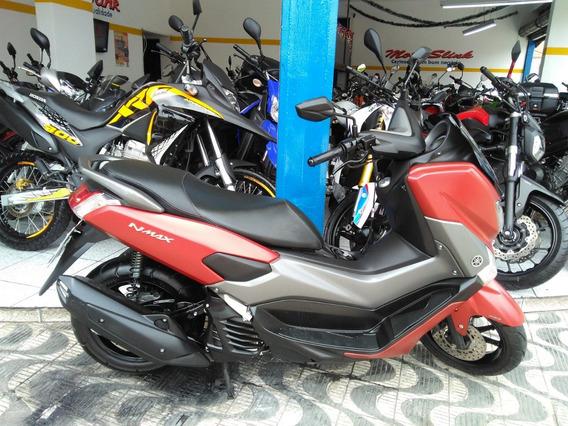 Yamaha Nmax 160 Abs 2018 9 Mil Km Moto Slink