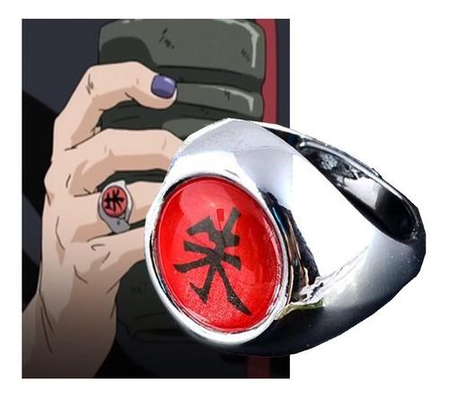 Naruto Anillo Itachi De Colección Anime Cosplay