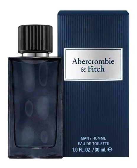 First Instinct Blue Abercrombie&fitch Masculino Edt 30ml