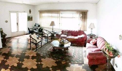 Sobrado Com 3 Dormitórios À Venda, 450 M² Por R$ 1.400.000,00 - Belém - São Paulo/sp - So0274