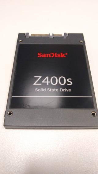 Hd Ssd Sandisk Z400s 256gb Sd8sbat-256g-1122