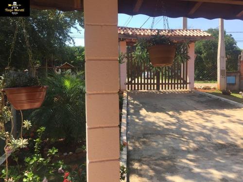 Ótima Chácara À Venda No Bairro Santa Adélia Boituva-sp - Ch00141 - 69235722