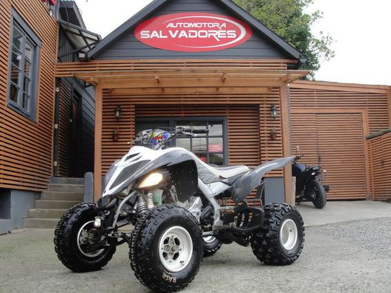 Yamaha Raptor 700 R 2014